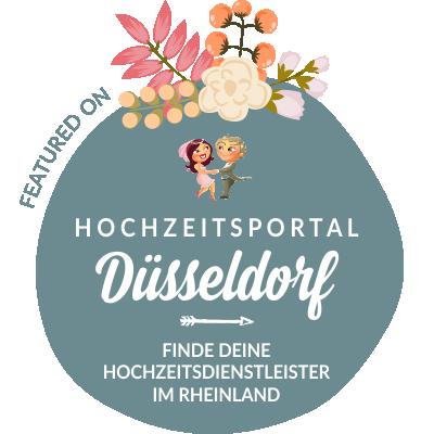 Featured auf Hochzeit & Heiraten in Düsseldorf, Nordrhein-Westfalen